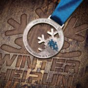 Medaile Winter Hei Run